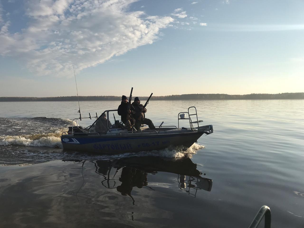 na takom katere i ohota budet udachnoj rybolovnaja baza cherkasovo rybinskoe vodohranilishhe - на таком катере и охота будет удачной