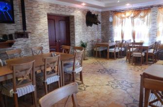 nashe kafe zimnjaja rybalka i otdyh rybolovnaja baza cherkasovo rybinskoe vodohranilishhe 2 335x220 - наше кафе