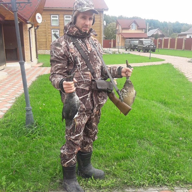 ohota na utok rybolovnaja baza cherkasovo rybinskoe vodohranilishhe 1 - охота на уток