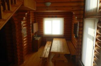stol v bane rybolovnaja baza cherkasovo rybinskoe vodohranilishhe 335x220 - Стол в бане