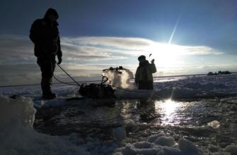наверху зимняя рыбалка и отдых с аквалангом рыболовная база Черкасово рыбинское водохранилище  335x220 - ждем наверху