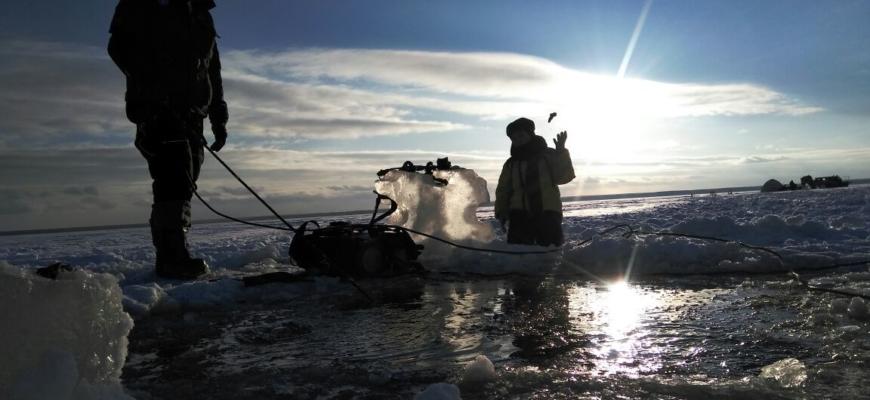 наверху зимняя рыбалка и отдых с аквалангом рыболовная база Черкасово рыбинское водохранилище  870x400 - ждем наверху