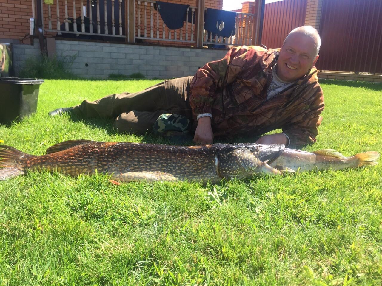 больше рыбалка охота и отдых рыболовная база Черкасово рыбинское водохранилище - кто больше
