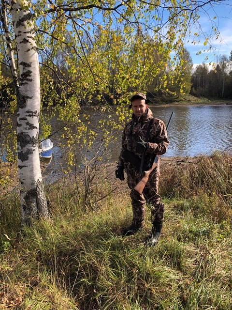 на Рыбинке рыболовная база Черкасово рыбинское водохранилище - охота на Рыбинке