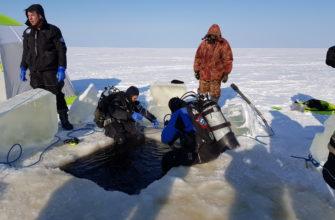 под лёд зимняя рыбалка и отдых рыболовная база Черкасово рыбинское водохранилище 6 335x220 - погружаемся под лёд