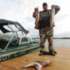 улов с катера рыбалка охота и отдых рыболовная база Черкасово рыбинское водохранилище 5 100x100 - Наше кафе столики у окна