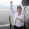 двойная поклевка рыболовная база Черкасово рыбинское водохранилище 100x100 - наша гостиница