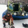 наш улов зимой рыболовная база Черкасово рыбинское водохранилище 100x100 - охота на уток