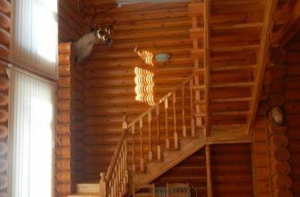 banja rybalka ohota i otdyh rybolovnaja baza cherkasovo rybinskoe vodohranilishhe8 335x220 - баня лестница